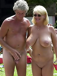 Nudist, Bbw mature