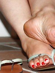 Feet, Feet mature, Mature feet