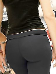 Leggings, Ass, Yoga pants, Yoga, Pants, Legs