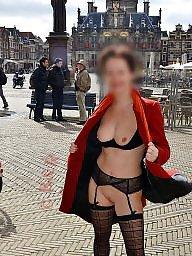 Dutch, Milf public