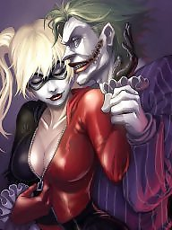 Quinn, Harley quinn, Harley cartoon, Harley, Amateure cartoon, Amateur cartoone