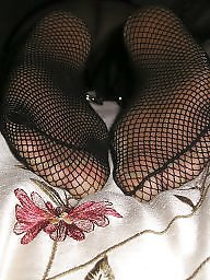 Tight, Fishnet, Bound, Tights