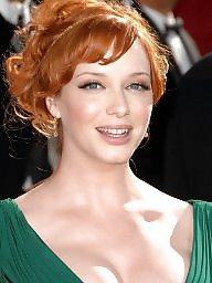 Redheads celebrity, Redheaded pornstar, Redhead pornstar, Redhead celebrities, Hendricks, Christina r