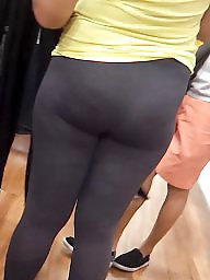 Latina ass, Leggings, Latin, Tight ass, Tight, Fat