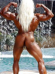 Ebony, Black, Mature ebony, Mature, Muscle, Mature amateur