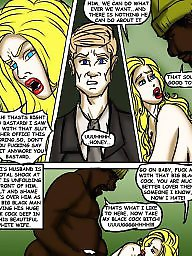 Interracial cartoons, Interracial cartoon, Cartoons, Bbc cartoon, Cartoon, Cartoon interracial
