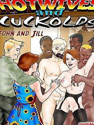Interracial, Black, Cuckold