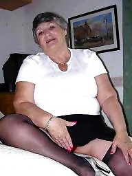 Mature stockings, Heels, Mature stocking