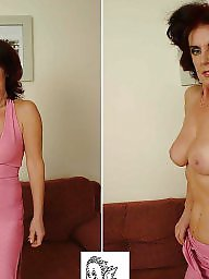 Mature dressed undressed, Mature dressed, Milf dressed undressed, Dressed, Undressed, Mature undressing