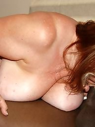 Granny, Mature interracial, Mature facial