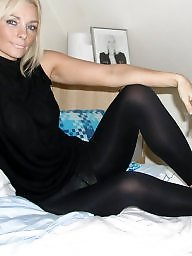 Mature legs, Leggings, Mature blonde, Mature stockings, Mature leggings