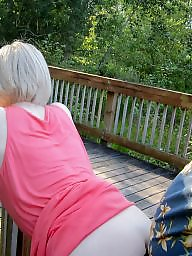 Mature couple, Public mature, Mature couples, Wood, Woods, Public milf