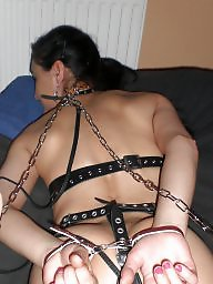 Leather, Slave, Bound