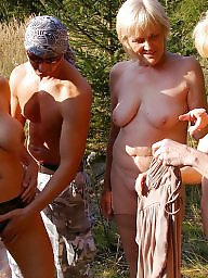 Granny, Mature fuck, Mature outdoor, Mature group, Granny sex, Granny group