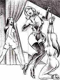 Bdsm cartoon