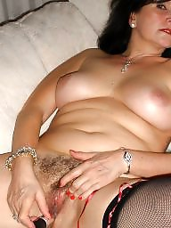 Mature slave, Mature stockings