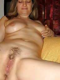 Shaved, Hairy mature