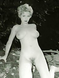 Vintage boobs, Big natural, Puffy, Natural