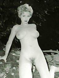Vintage boobs, Big natural, Puffy, Natural