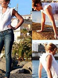 Amateur ass, Jeans ass, Jeans
