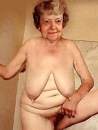 Grannies, Granny, Granny boobs, Granny blowjob