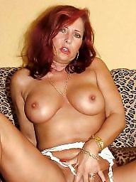 Mature redhead, Mature amateur, Redhead, Mature, Amateur milf, Redhead milf