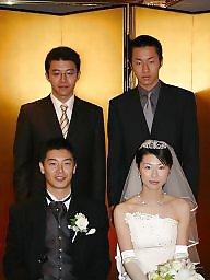 Brides, Bride, Asian creampie, Creampie, Asian fuck, Creampies