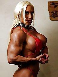 Культуристки лесбиянки фото #10