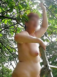 The gardener, Naked matures, Naked mature, Nake mature, Matures naked, Mature in the garden
