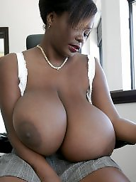 Ebony tits, Ebony big tits, Big black tits, Boys