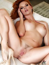 Redhead, Red stockings