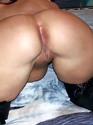 Mom, Mature ass