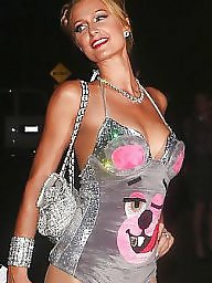 Paris hilton, Sexy ass, Costume