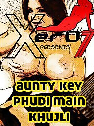 Aunty, Comics, Milf cartoon, Comic