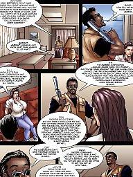 다크니스, 재미있는만화