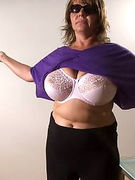 Hangers, Mature boobs, Mature big boobs, Chunky