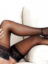 Legs, Stocking, Stockings, Heels
