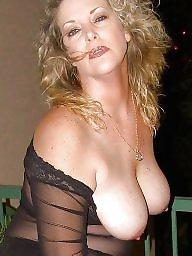 Granny boobs