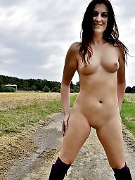 Public, Flashing, Outdoor