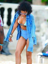 T bikini, Rihanna, Blue bikini, Blue b, Bikinis, Bikinie