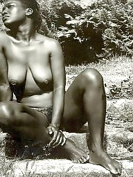 Vintage ebony, Vintage black, Hairy ebony, Hairy black
