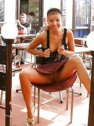 Public, Upskirt, Upskirts, Flashing, Flash