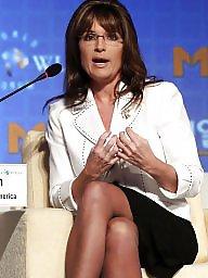 Palin, Stop, Sarah palin, Sarah mature, Mature sarah, Mature jerking