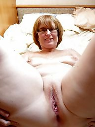 Amateur, Mature, Glasses, Mature amateur, Amateur mature, Milf