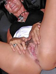 Mature slut, Queen