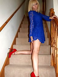 Mature upskirt, Mature legs, Heels, Upskirt mature, Ups, Legs up