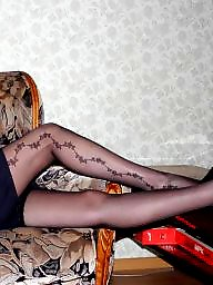 Milf legs, Stocking milf, Leggings