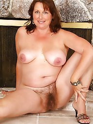 Mature hairy bbw pussy