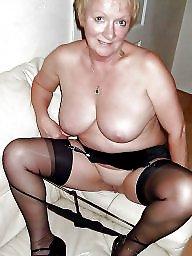 Granny bbw, Granny, Lingerie, Bbw mature, Grannies, Granny boobs