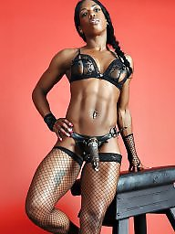 femdom strapon mistress Ebony